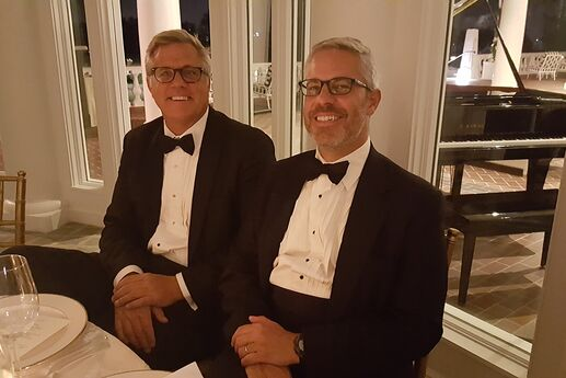 men in tuxedos